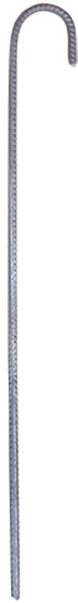 Gaas haring / Tent haring 60cm - voor verankering gaas/hekwerk/tent - 10 stuks kopen