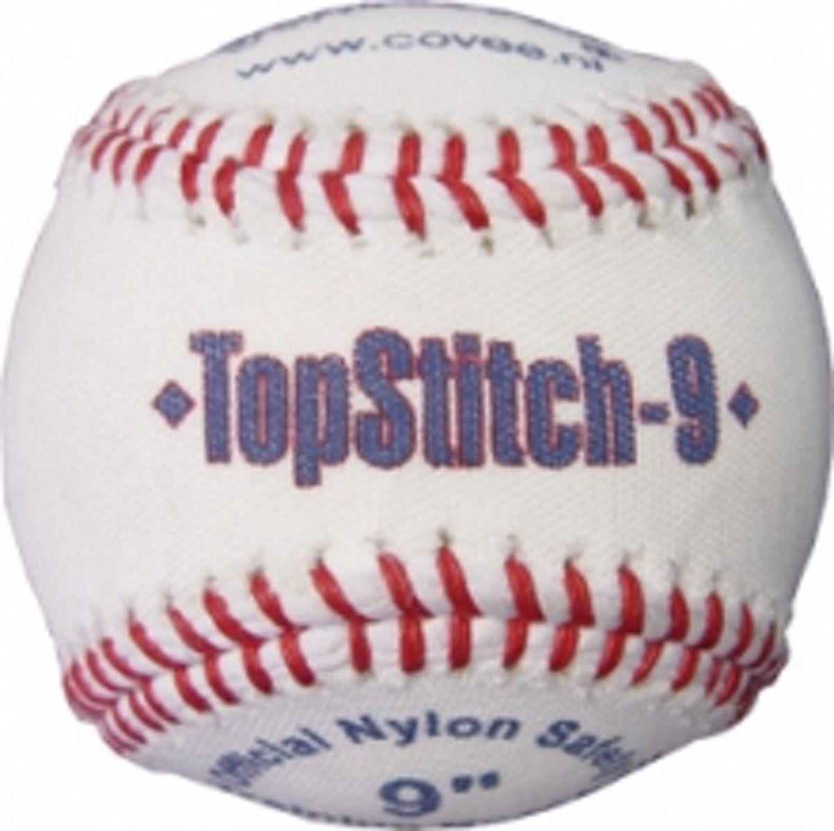 Covee/Diamond CD-TopStitch Honkbal: 9 inch Nylon (12 st.) kopen