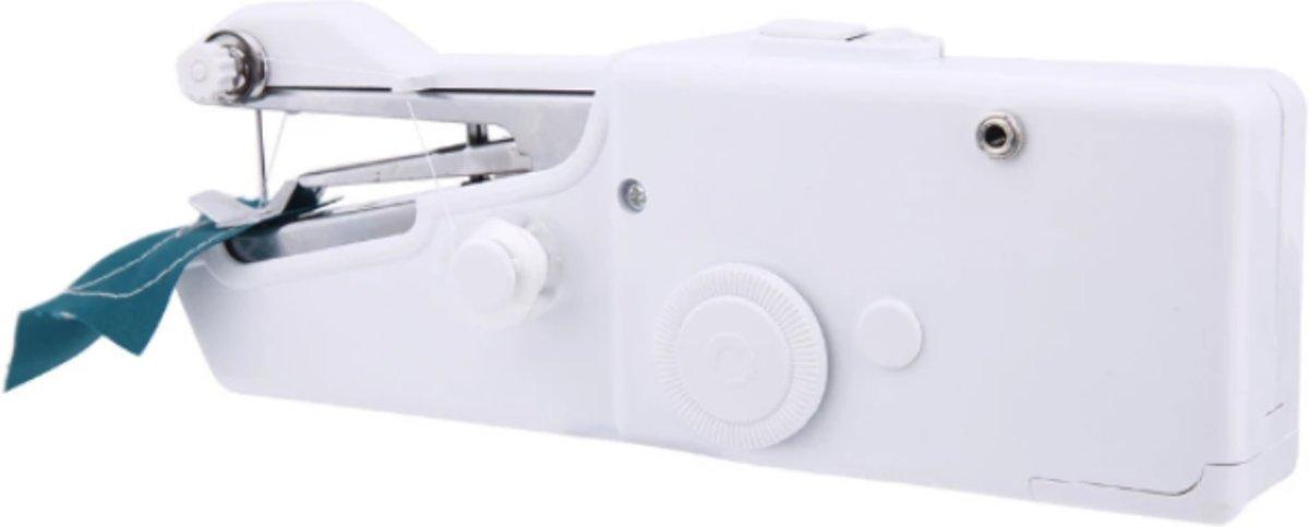 MANNSBERGER Handnaaimachine draadloos & compact -NEW-