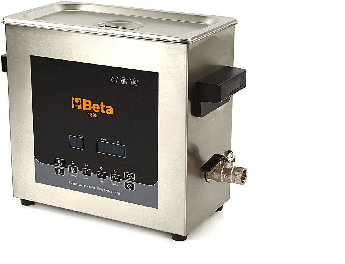 Beta 6 Liter Ultrasoonreiniger kopen
