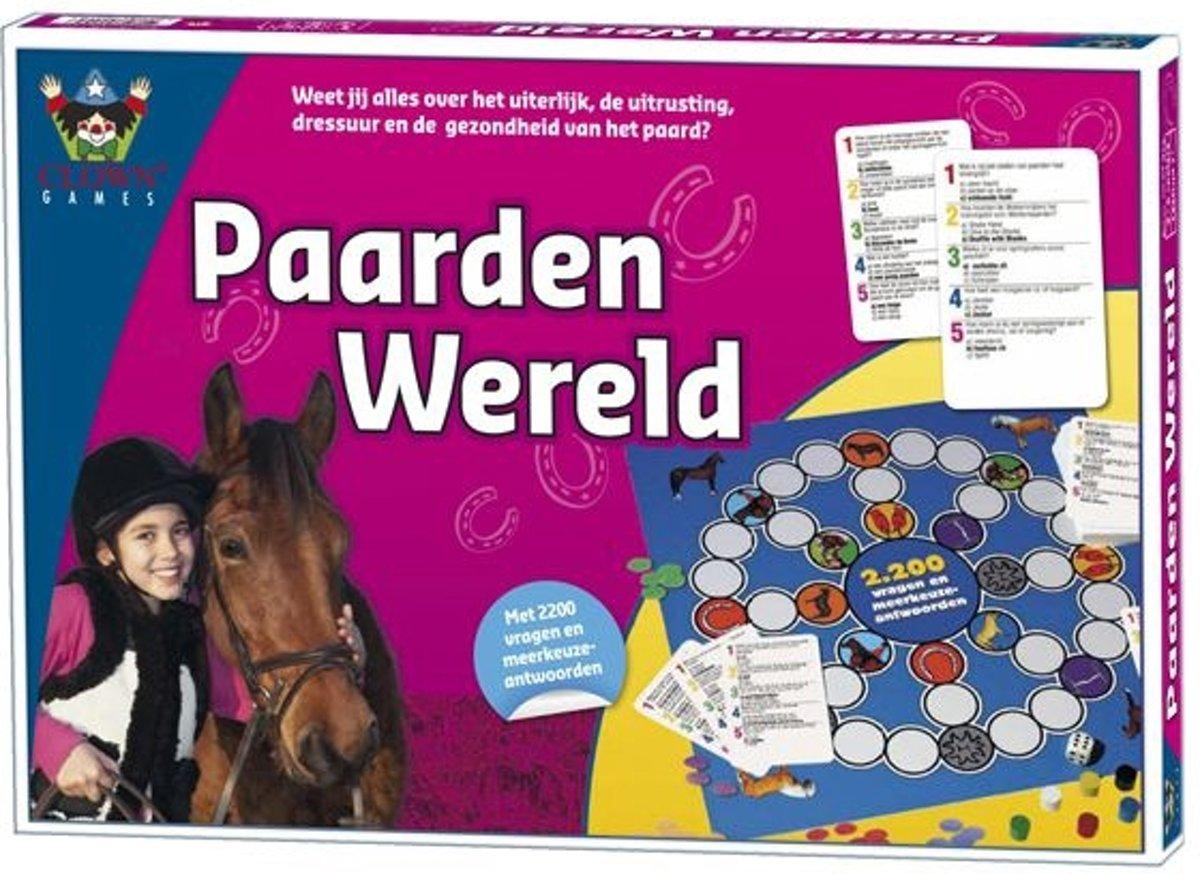 Spel Paardenwereld