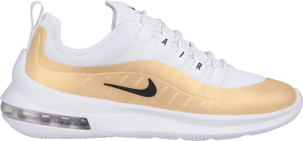 Nike Air Max Axis Sneakers Dames - White/Gold