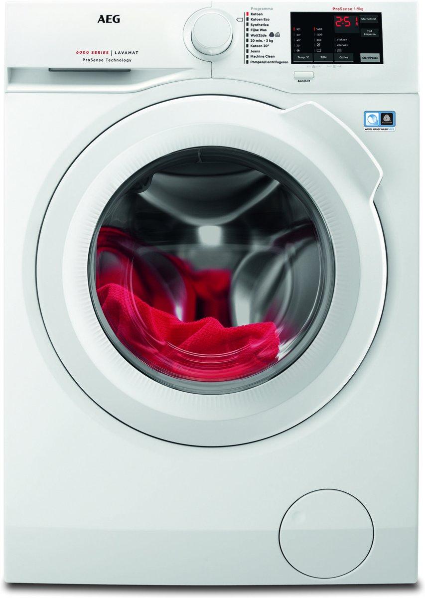 AEG L6FB94IW - 6000 serie - ProSense - Wasmachine kopen