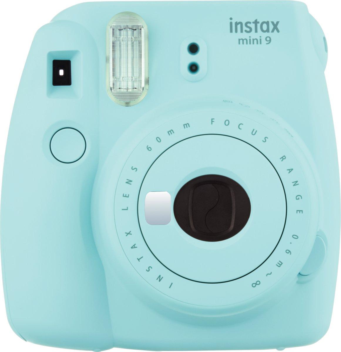 Fujifilm Instax Mini 9 - Ice Blue - Fujifilm