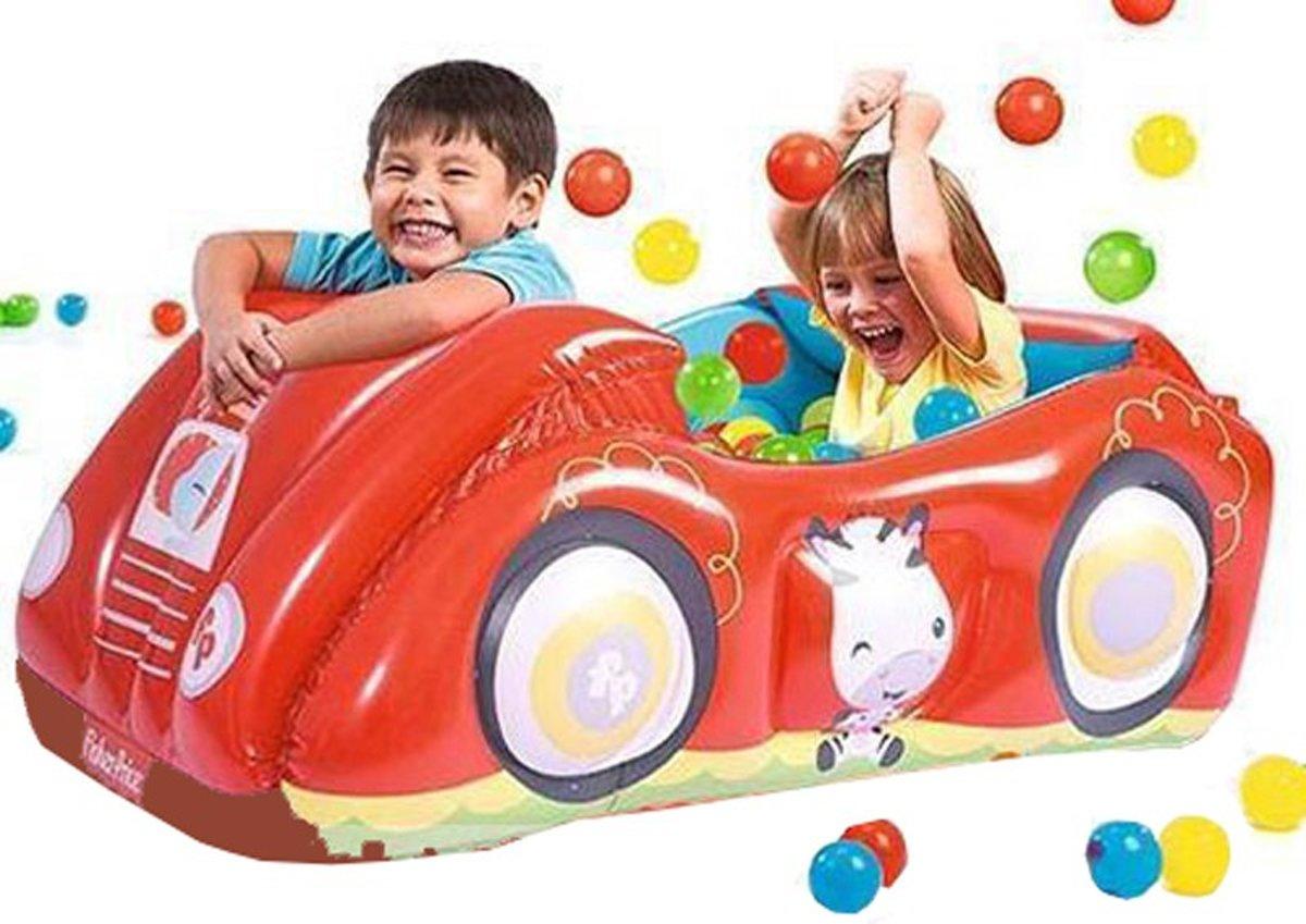 Ballenbak Racewagen