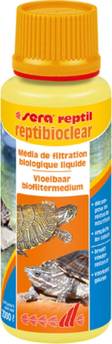 Sera Reptibioclear - 100ml - verwijdert uitwerpeselen