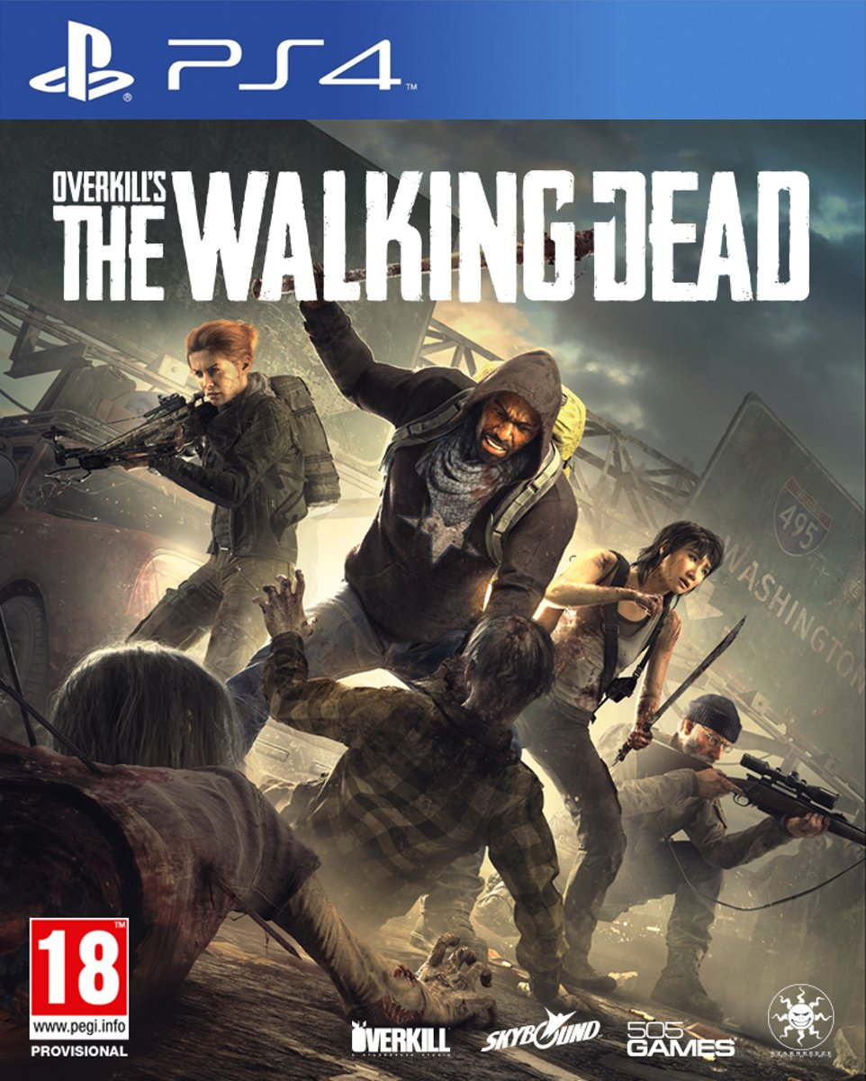 OVERKILL's The Walking Dead PS4 kopen