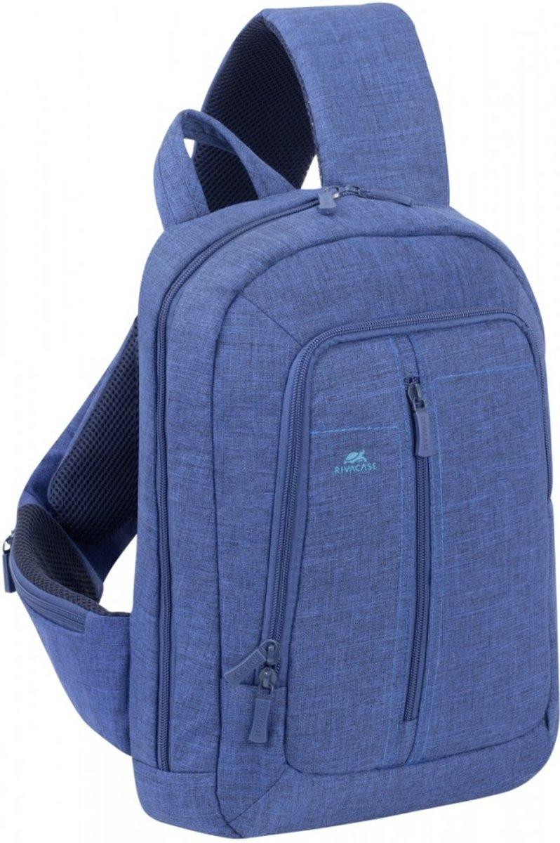 Rivacase 7529 Laptoptas 13.3 blauw