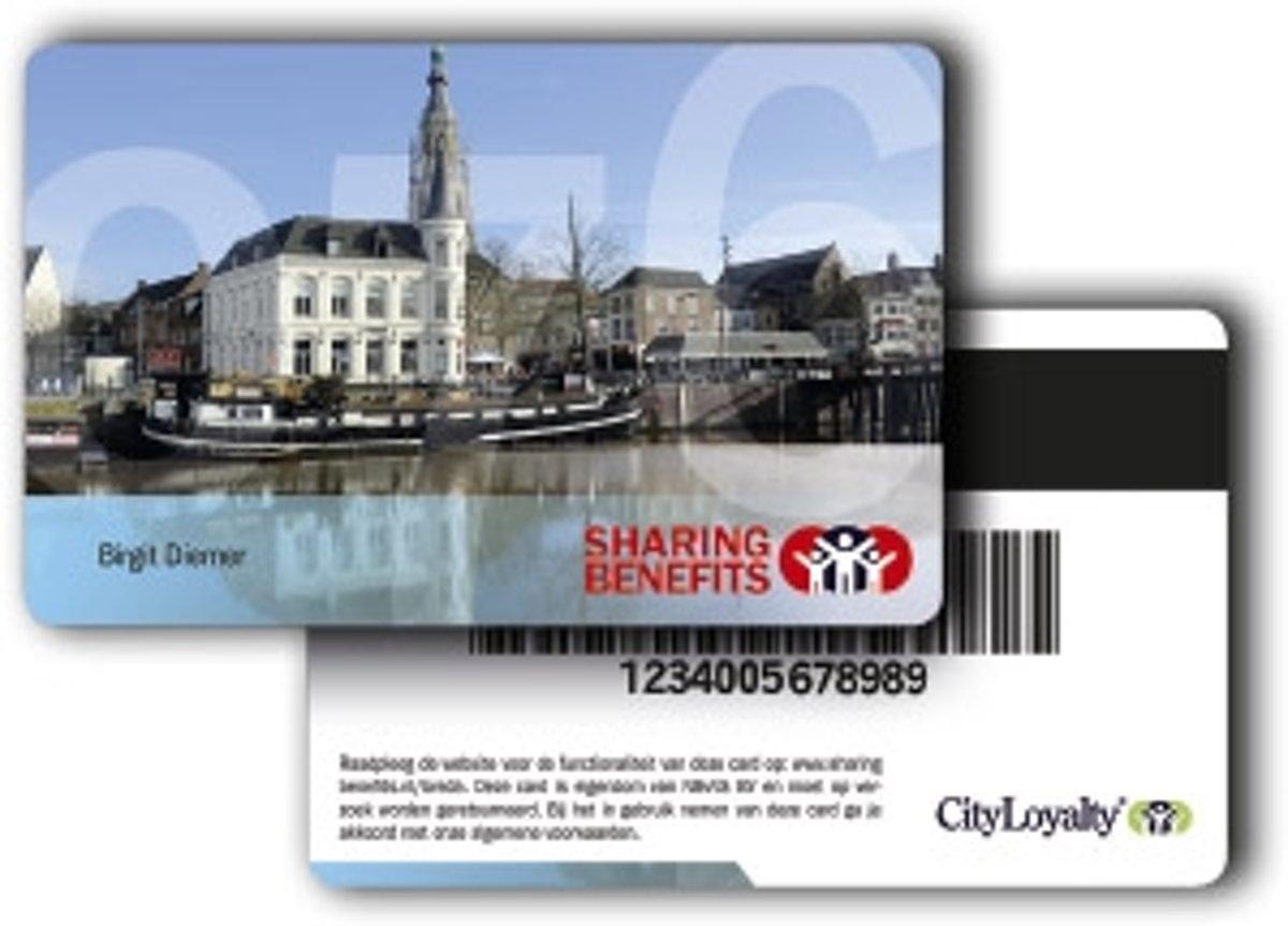 Sharing Benefits Breda card kopen