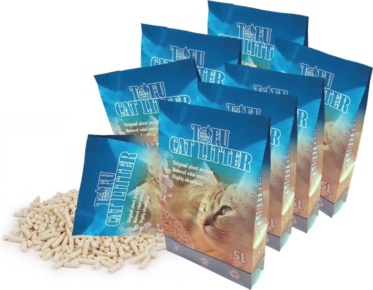 Tofu Cat Litter Kattenbakvulling - 40 l kopen