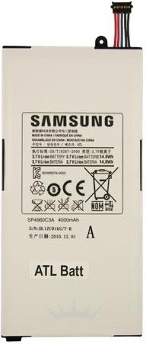 Samsung Galaxy Tab GT-P1000 Batterij -SP4960C3A kopen