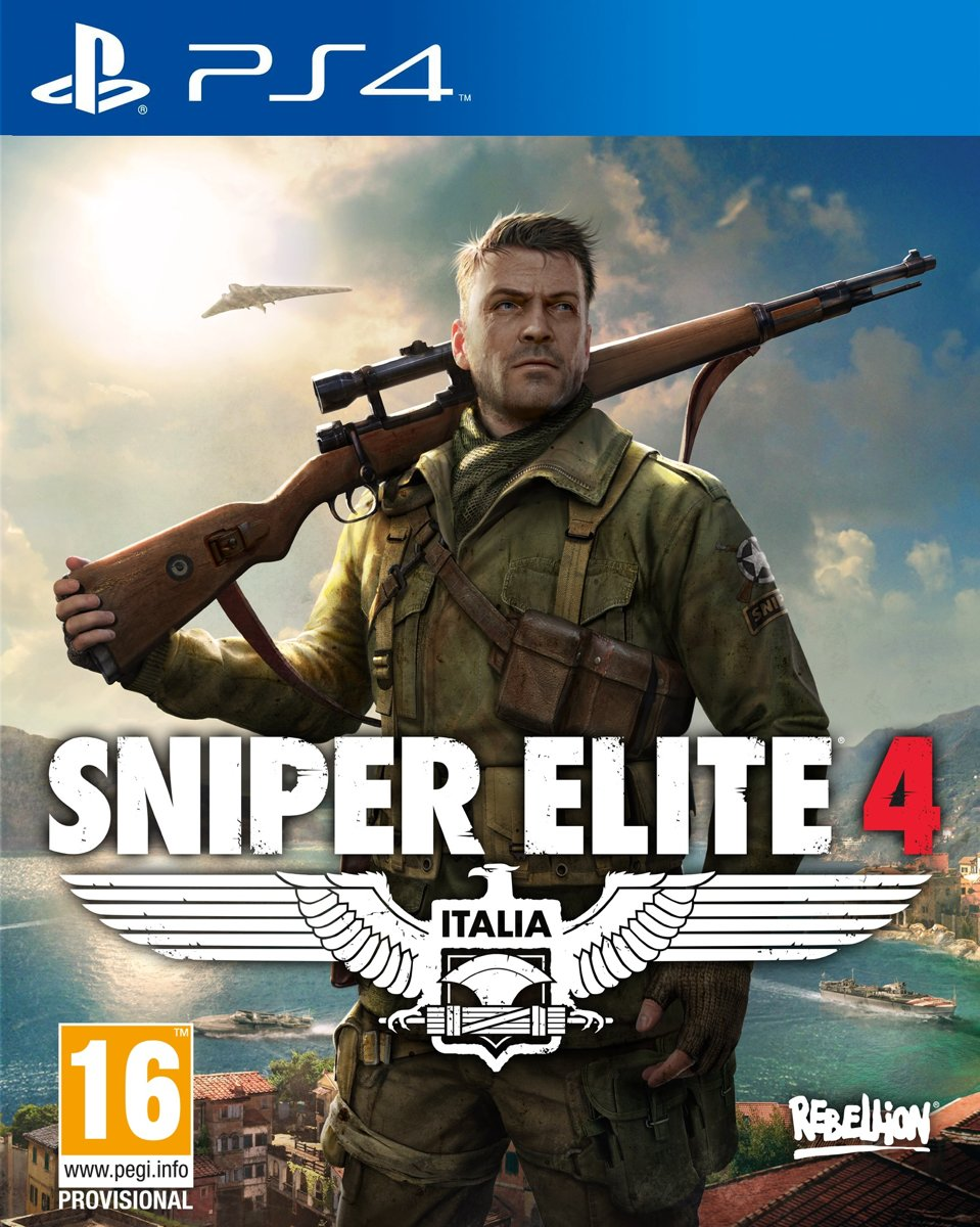 Sniper Elite 4 PlayStation 4