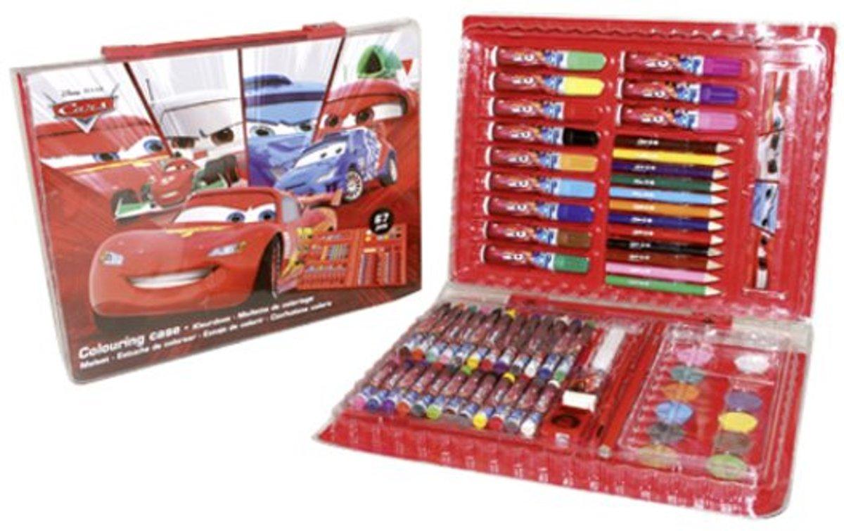 Kleurkoffer Cars kopen