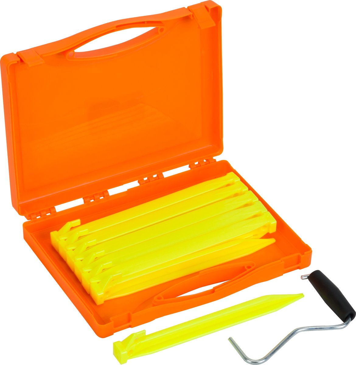 Vango Bolt Peg Set Haringen - Oranje kopen