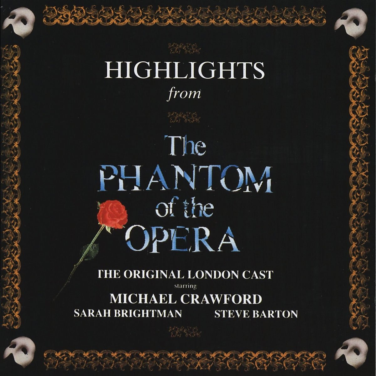 The Phantom Of The Opera (Highlights) kopen