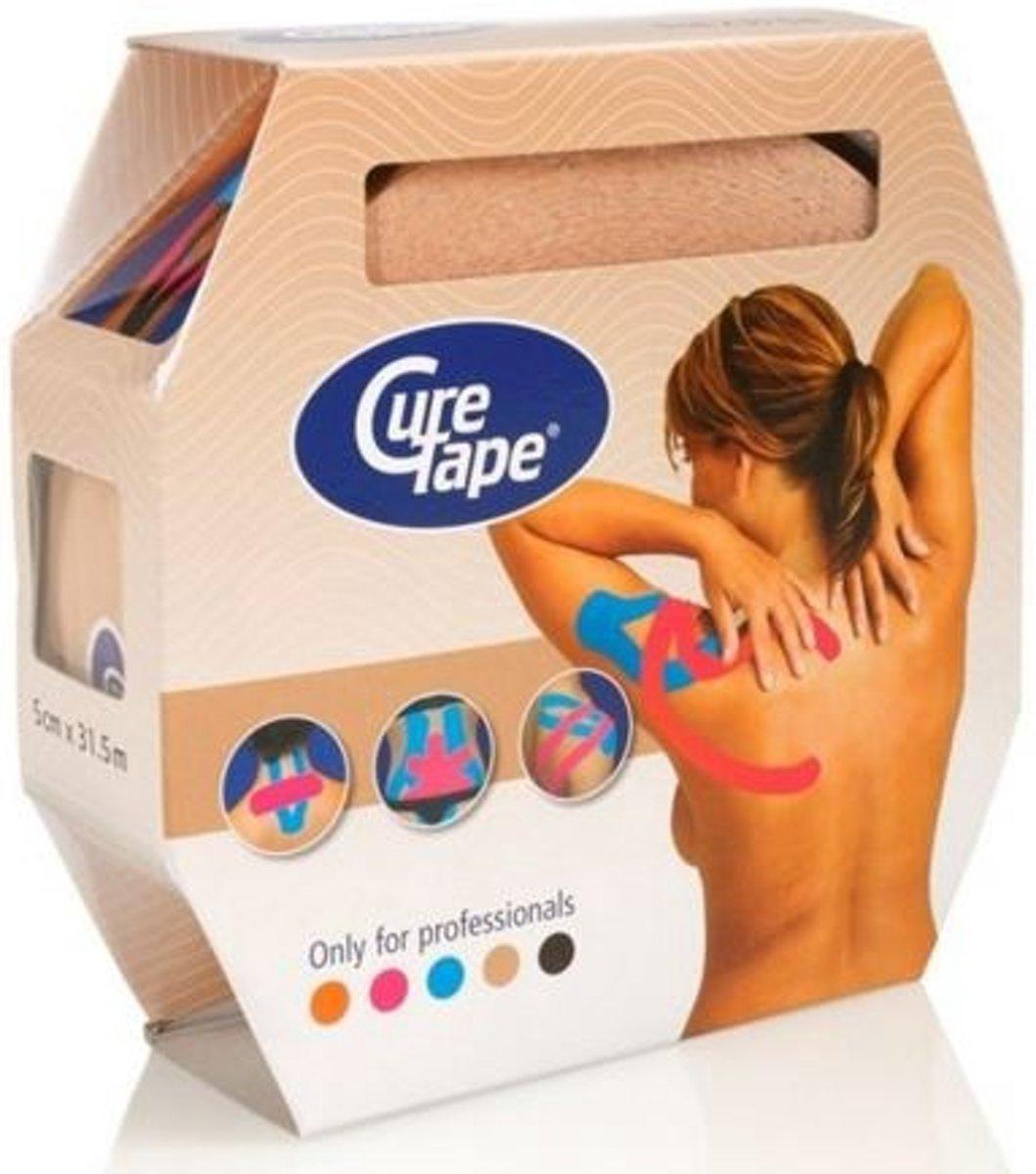 Cure Tape Sporttape Professioneel Beige Giant Xl Rol kopen