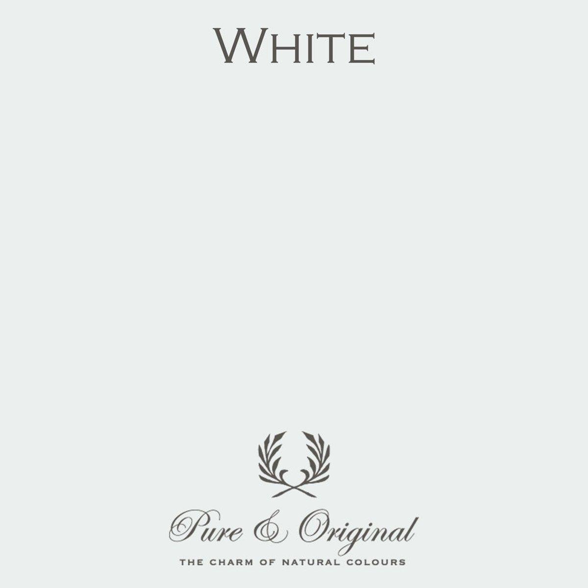 Pure & Original Classico Regular White 5L