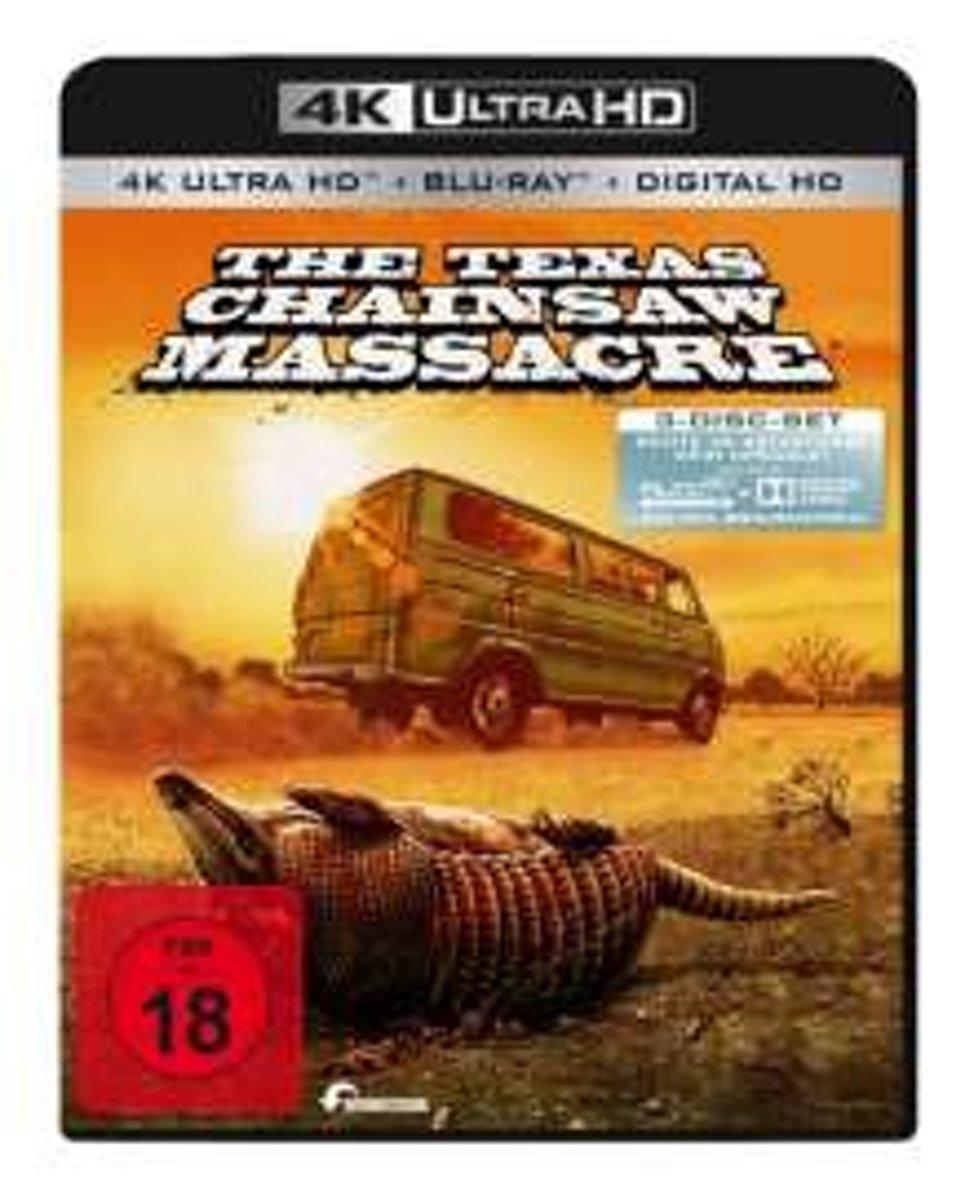 Texas Chainsaw Massacre (Ultra HD Blu-ray & Blu-ray)-