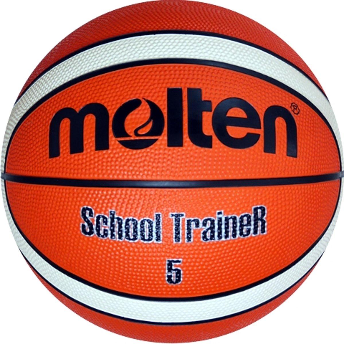 Molten Basketbal BG5-ST School Trainer maat 5 kopen