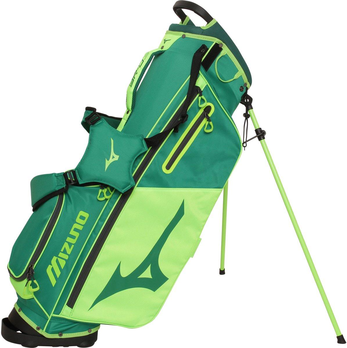 Mizuno golftas - BRD 3 Stand Bag - Groen kopen