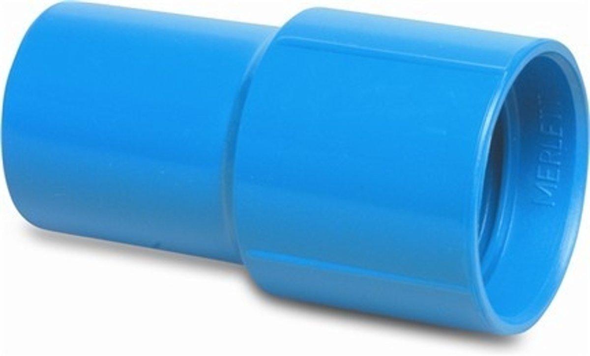 PVC manchet voor zwembad bodemzuigslang