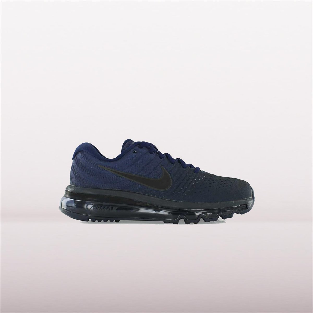 sneakers for cheap 9c802 1c518 bol.com   Nike Air Max 2017 Sneakers Unisex - Binary Blue Black-Obsidian