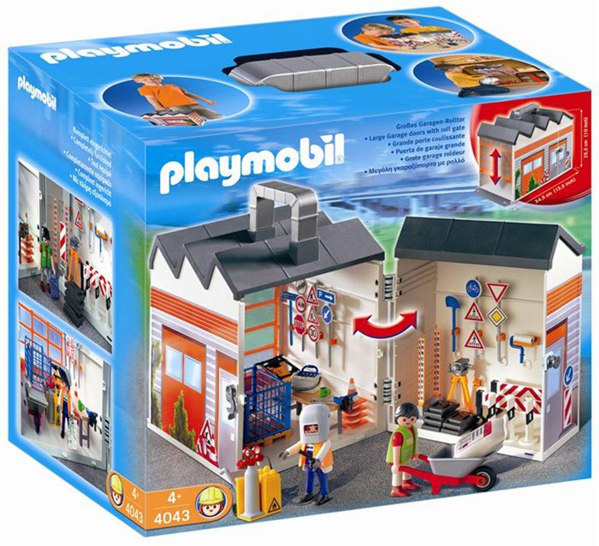 Playmobil Bouwset - 4043