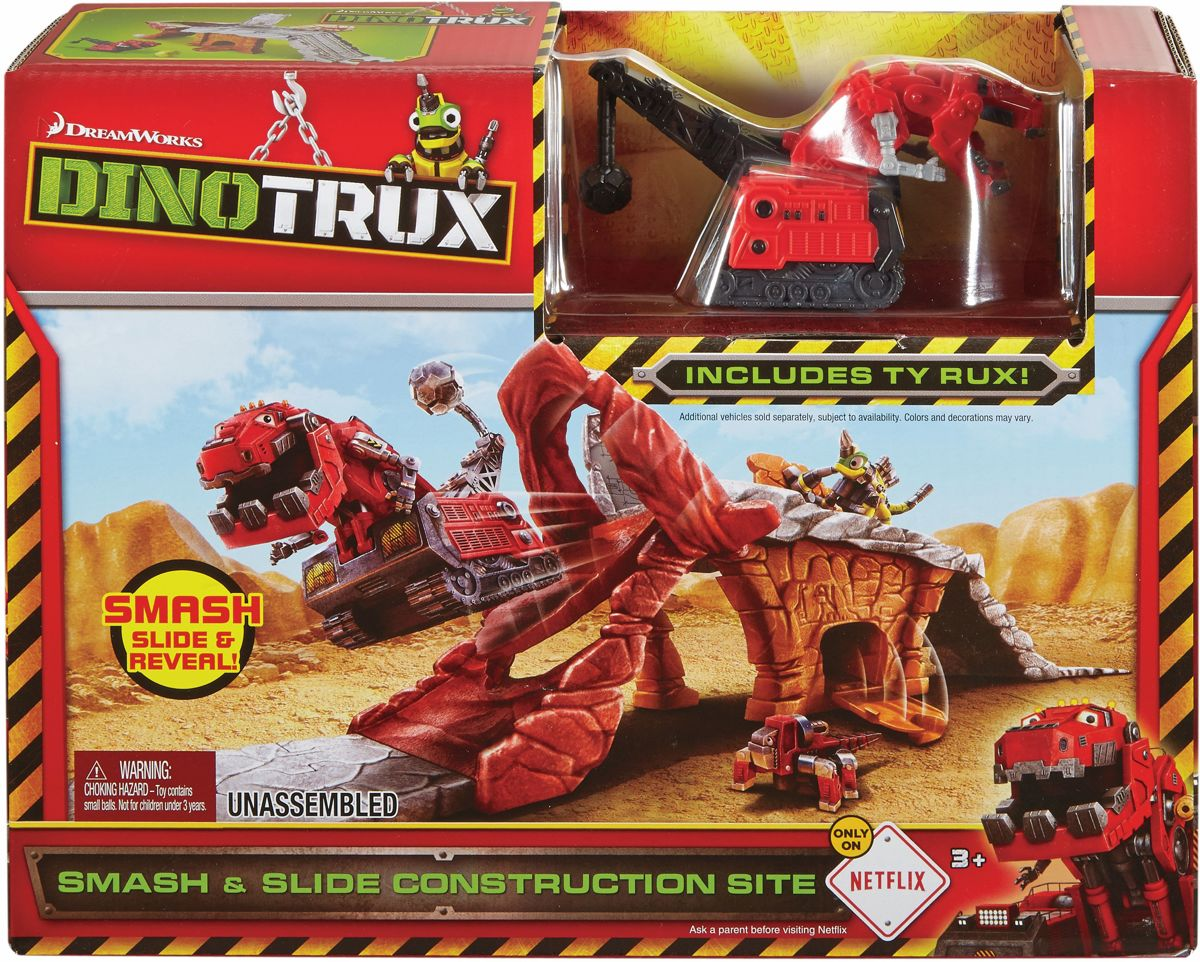 Truck & Playset Dinotrux kopen