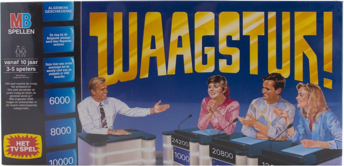"""gezelschapsspel Waagstuk """" bekend van TV """""""