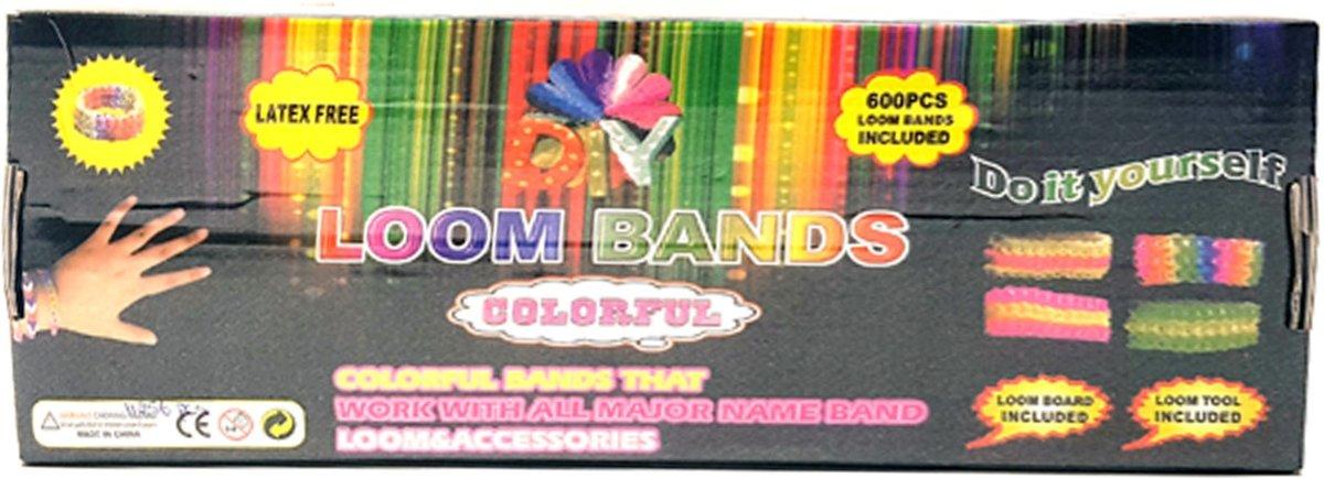 Loombox Met 600 Loombandjes