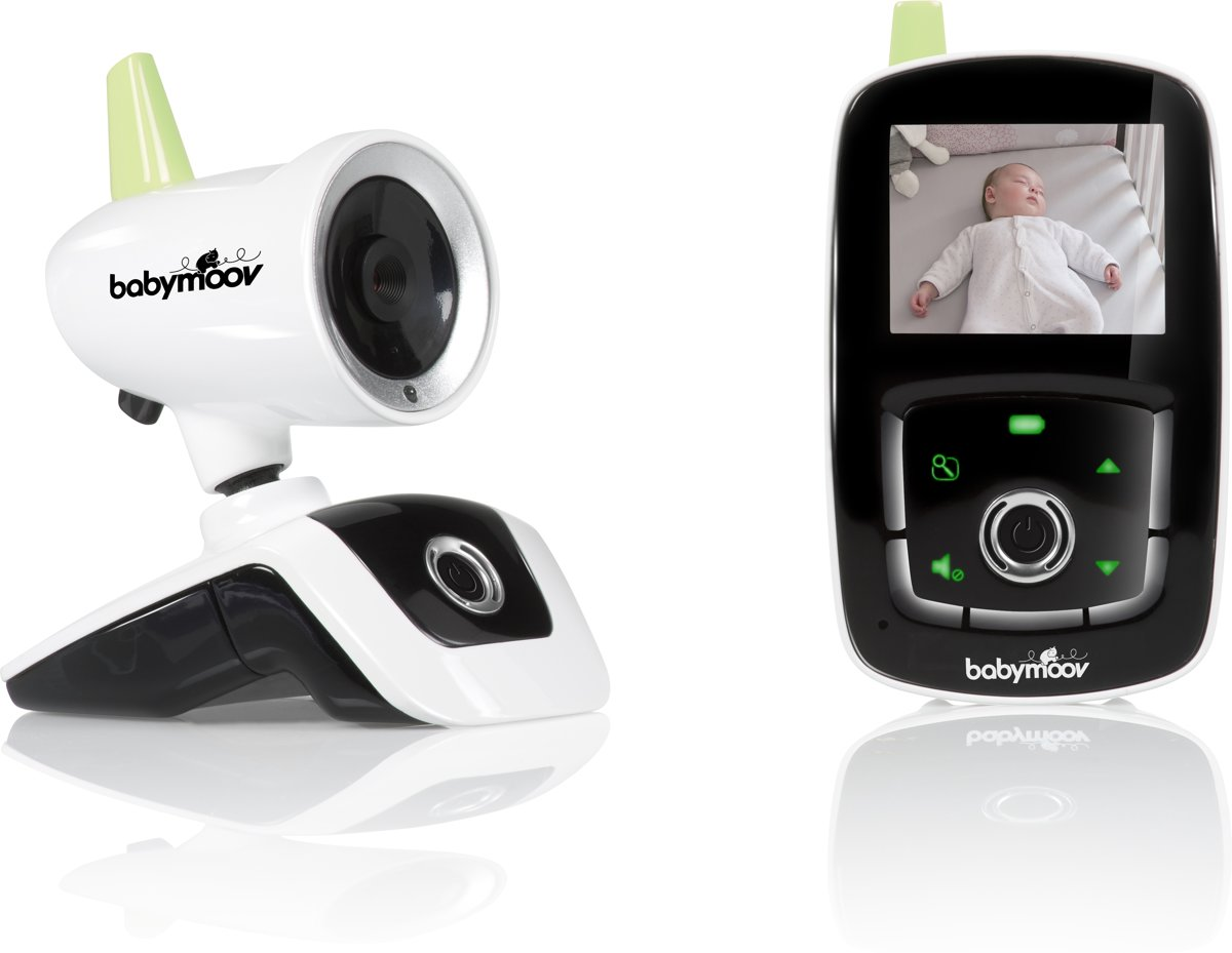Babymoov Visio Care III - Babyfoon met camera