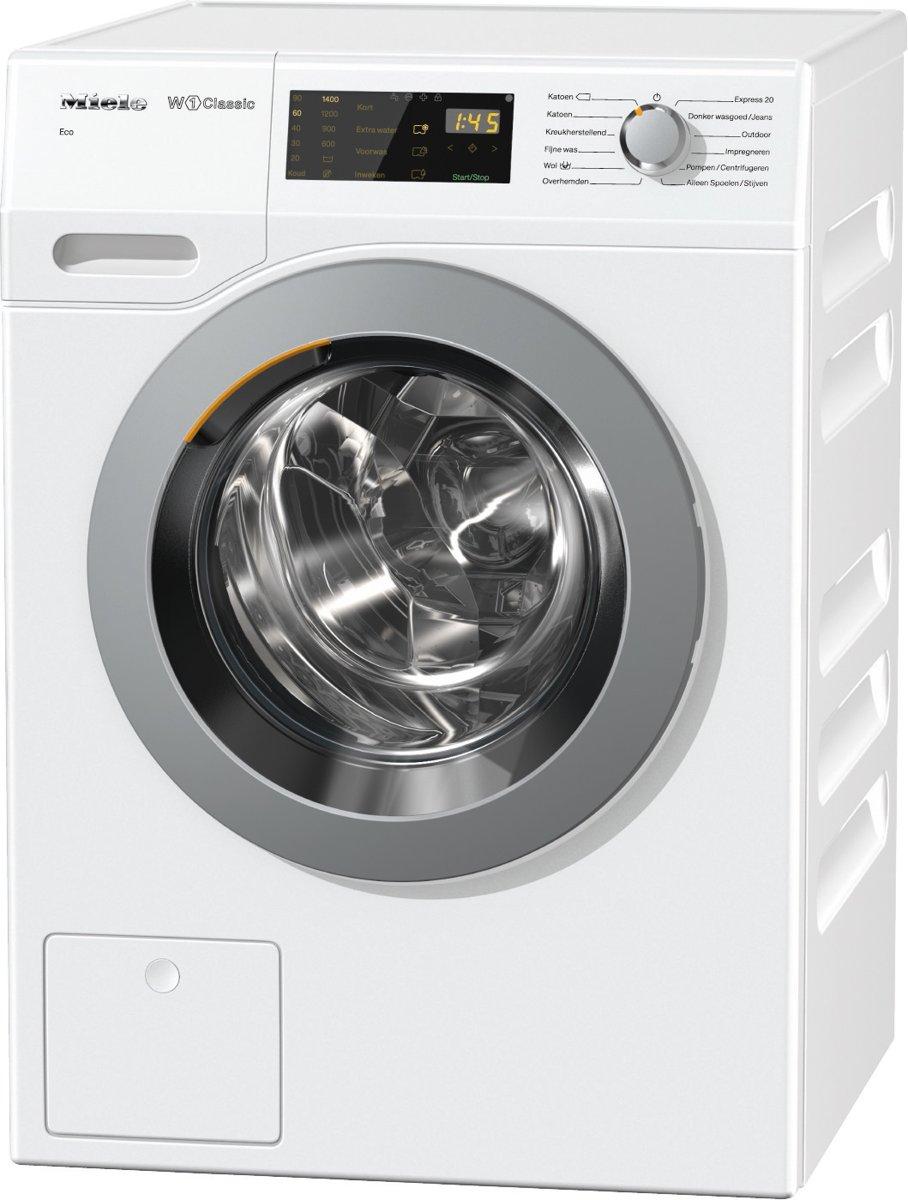Miele WEB 035 WPS wasmachine Vrijstaand Bovenbelading Wit 7 kg 1400 RPM A+++