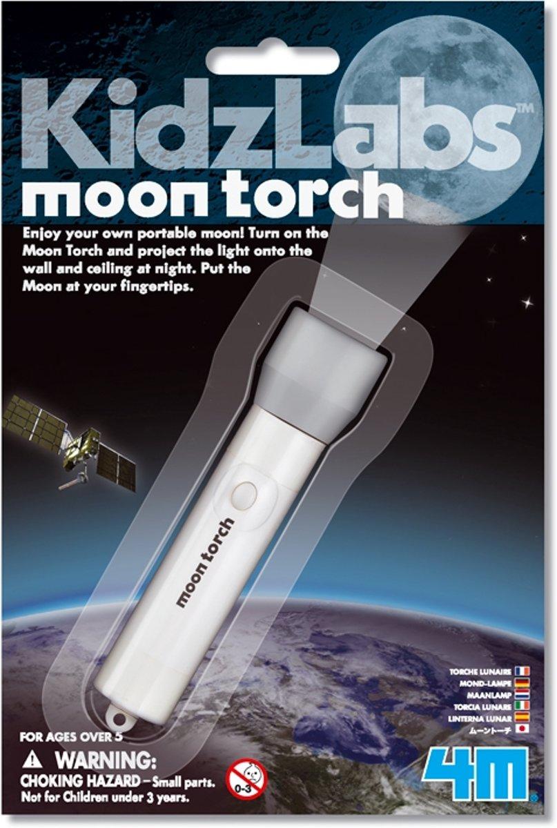 4m Kidzlabs science: zaklamp maan kopen