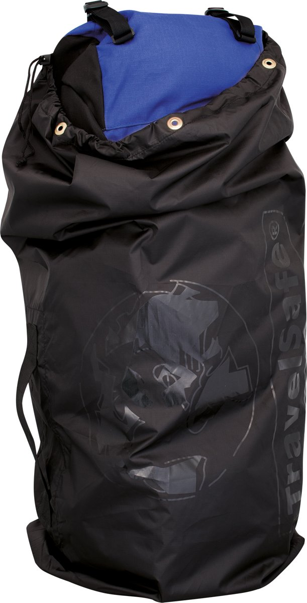 Travelsafe Regenhoes - Zwart kopen