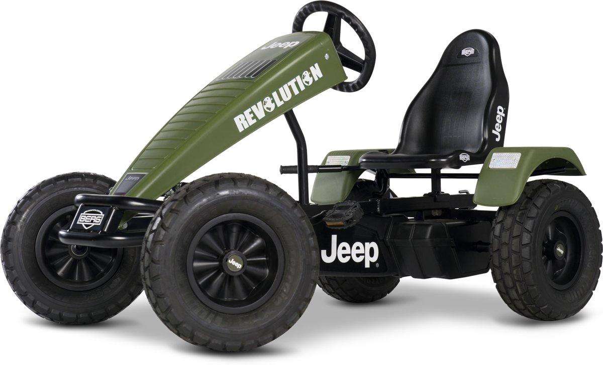 BERG Skelter Jeep ? Revolution BFR-3