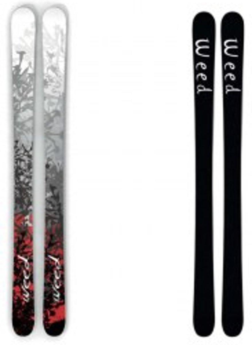 Weed ski's kopen
