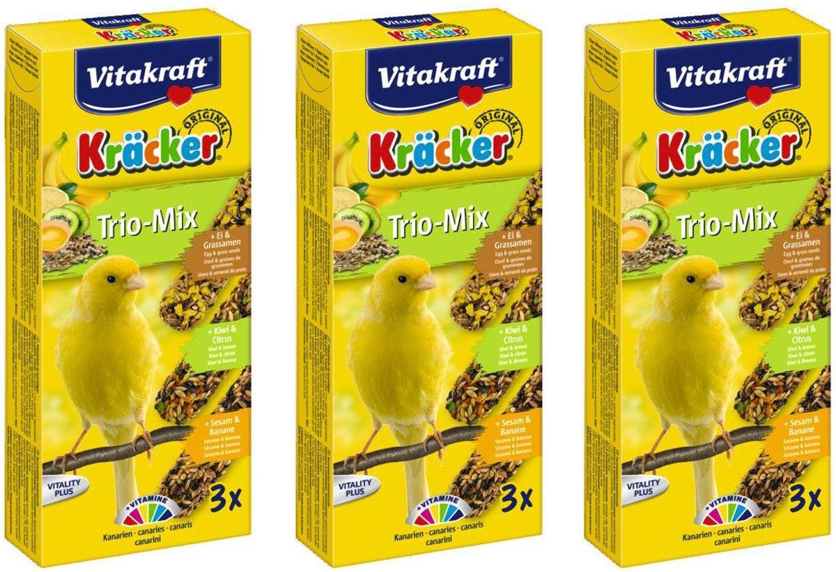 Lekkere Snack voor Kanarie Triomix Per 3 stuks kopen