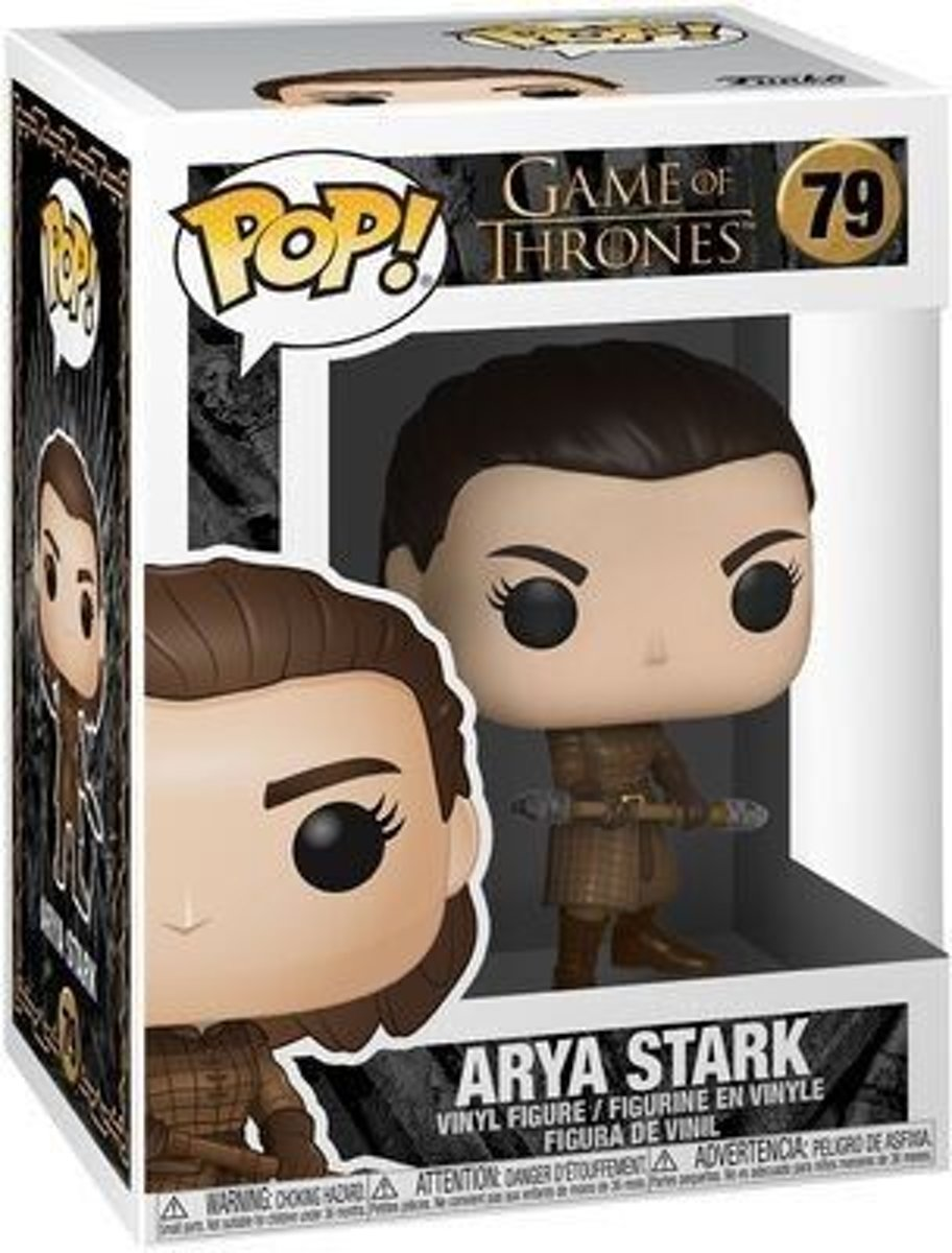 Pop! Game of Thrones - Arya Stark with Two Headed Spear FUNKO kopen
