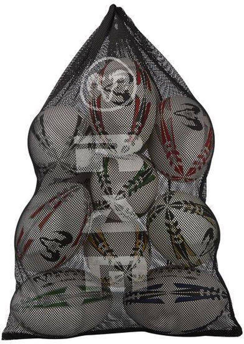 Ballen zak - ballennet voor voetballen, rugbyballen, volleyballen --Top-Kwaliteit kopen