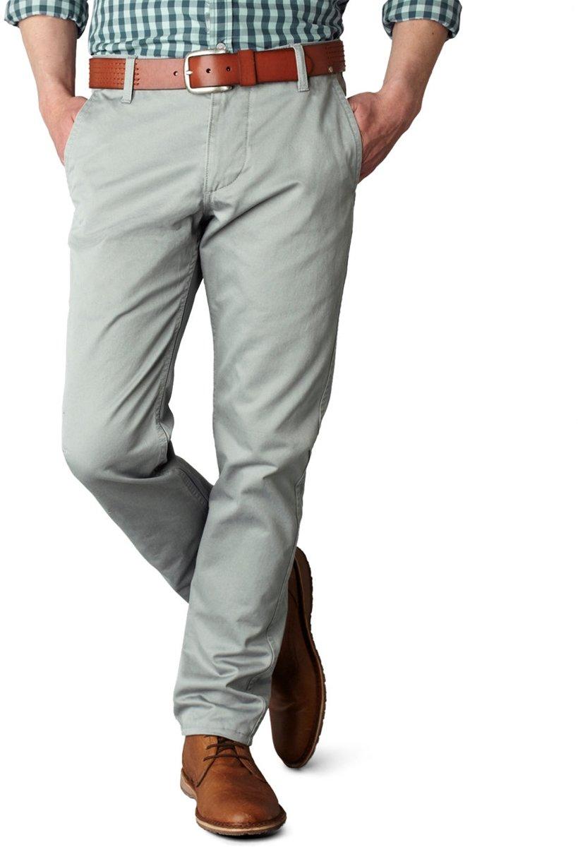 Dockers Alpha Original Khaki Slim Tapered Stretch Twill Burma Grey Core Maat 3332