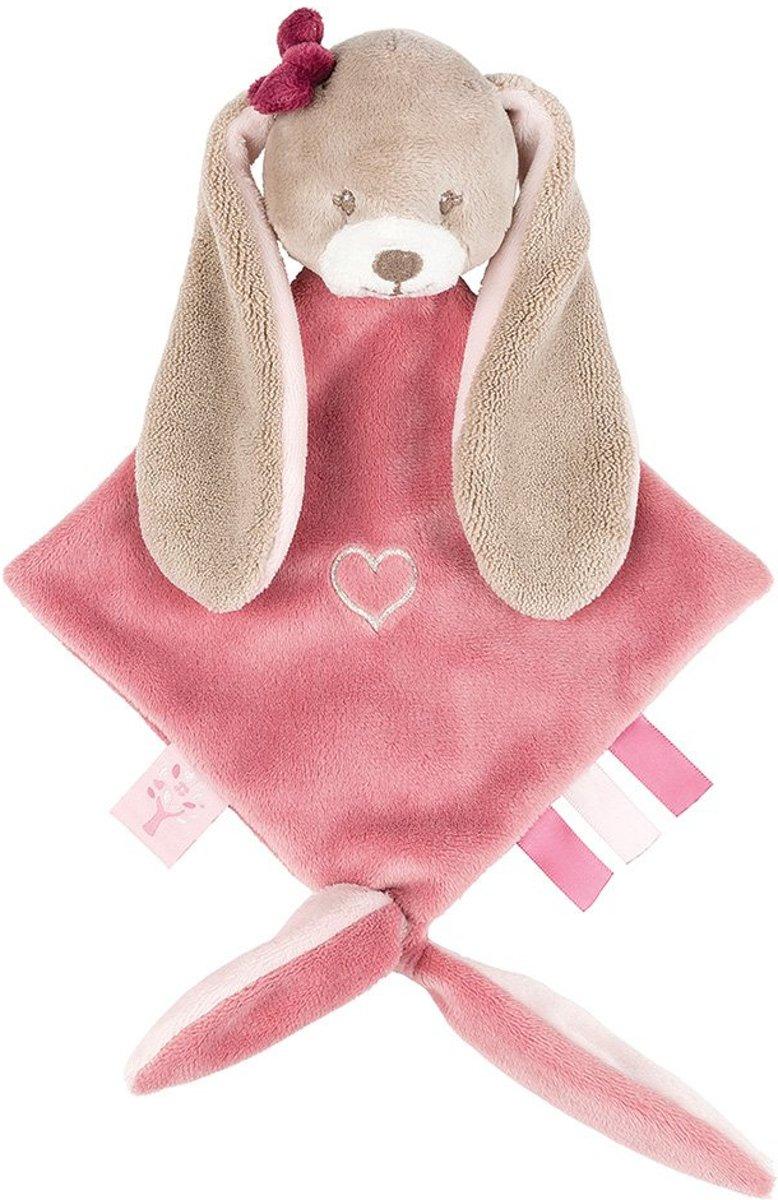 Nattou klein kuffeldoekje Nina het konijn