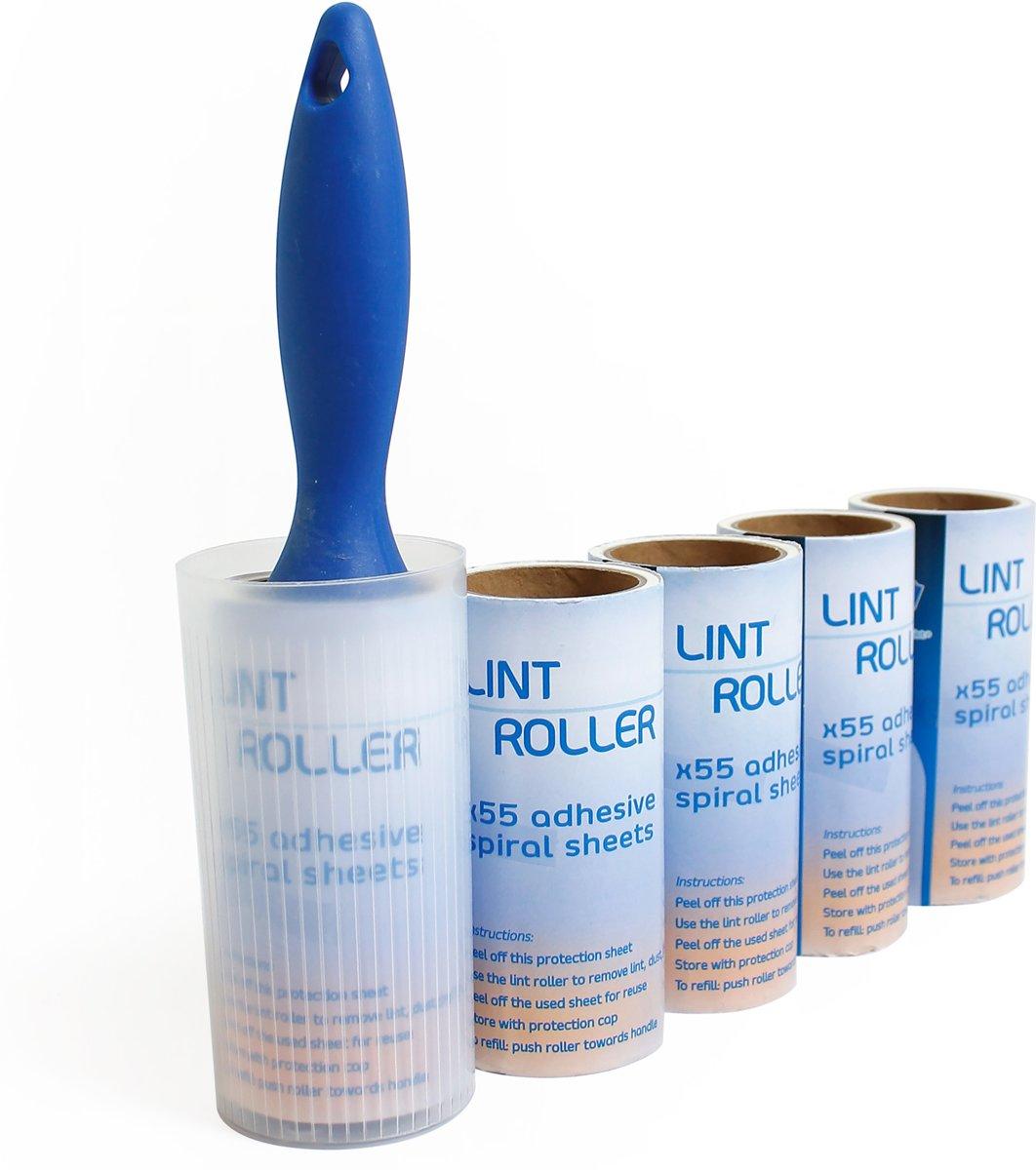 LaundrySpecialist® Pluizenroller incl. 4 navullingen kopen