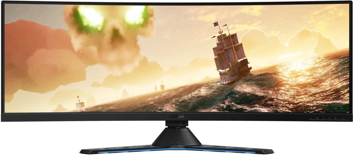 Lenovo Legion Y44w-10 - Curved UltraWide Gaming Monitor kopen