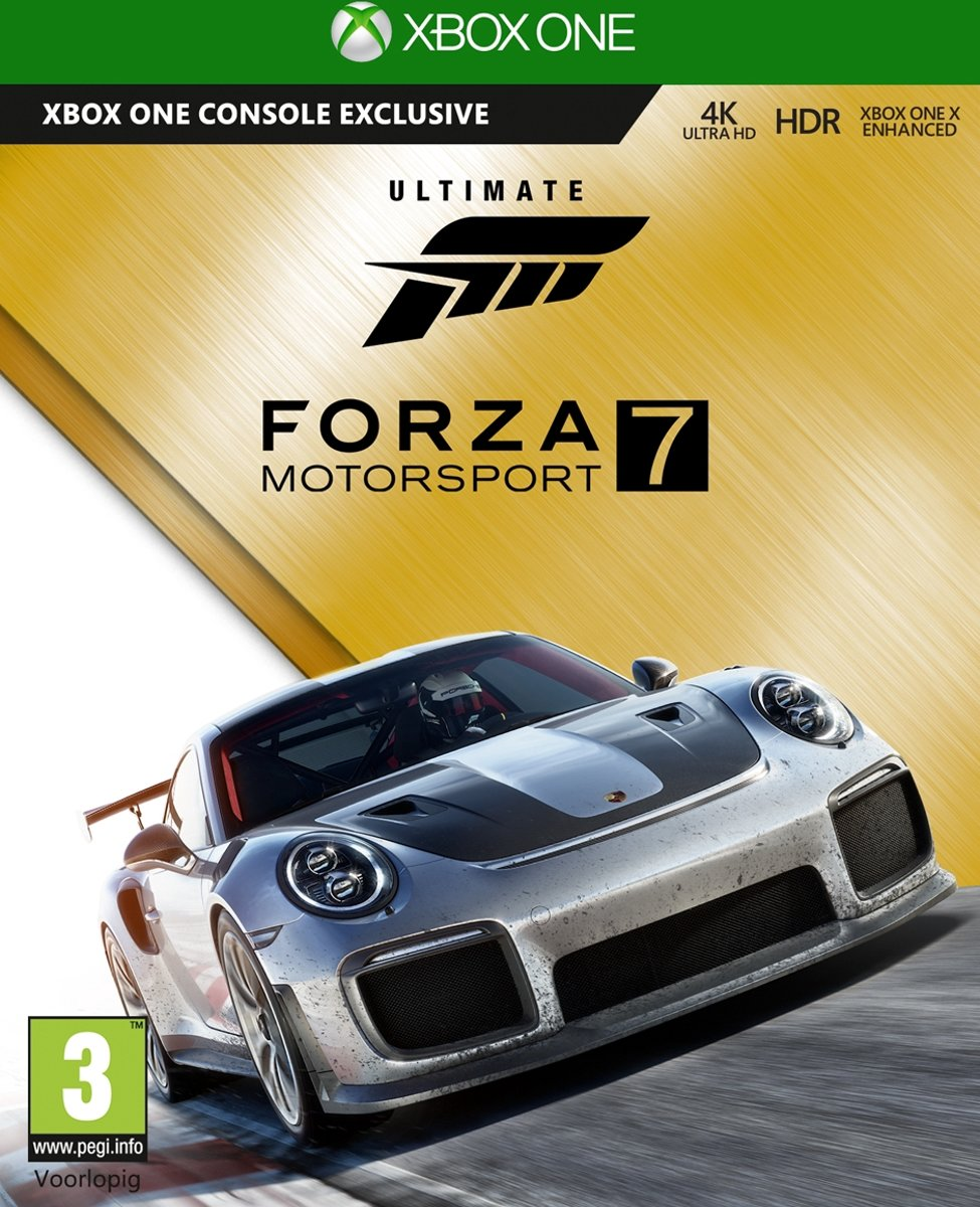 Forza Motorsport 7 - Ultimate Edition Xbox One