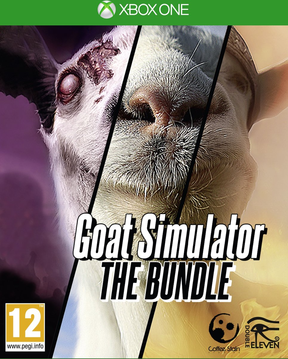 Goat Simulator - The Complete Bundle Xbox One
