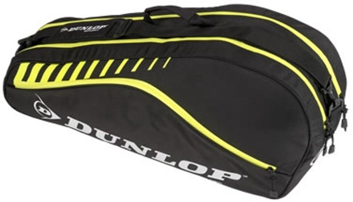 Dunlop Tennistas - Unisex - zwart/geel kopen