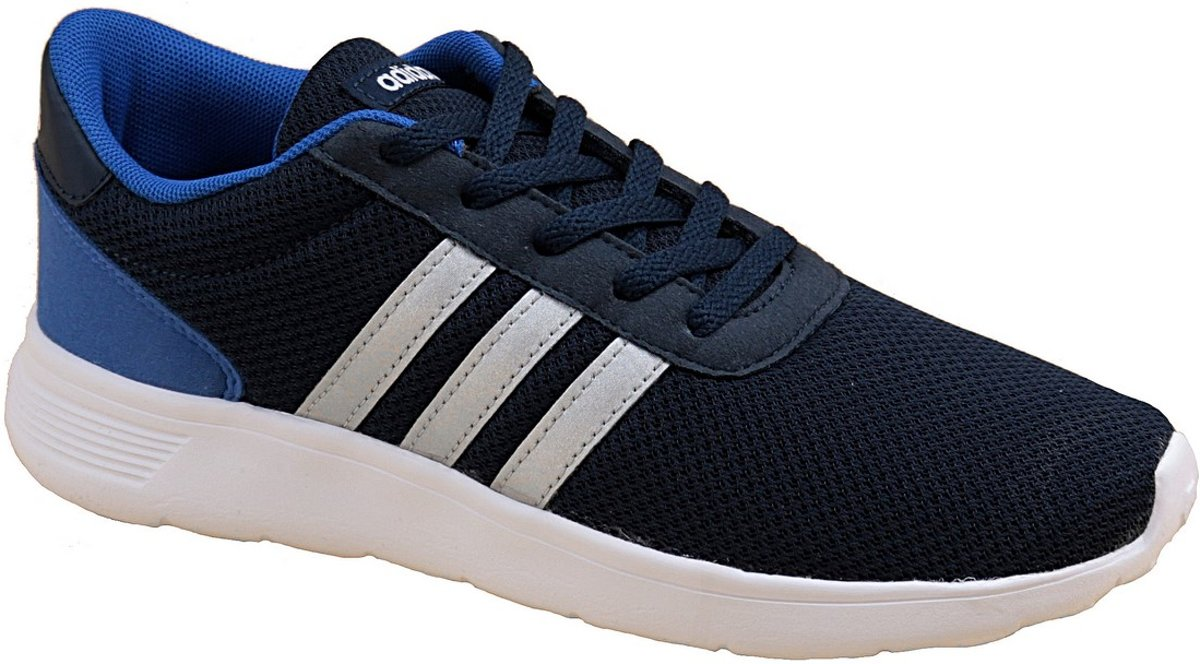 adidas Lite Racer K AW4053, Vrouwen, Blauw, Sportschoenen maat: 36 23 EU