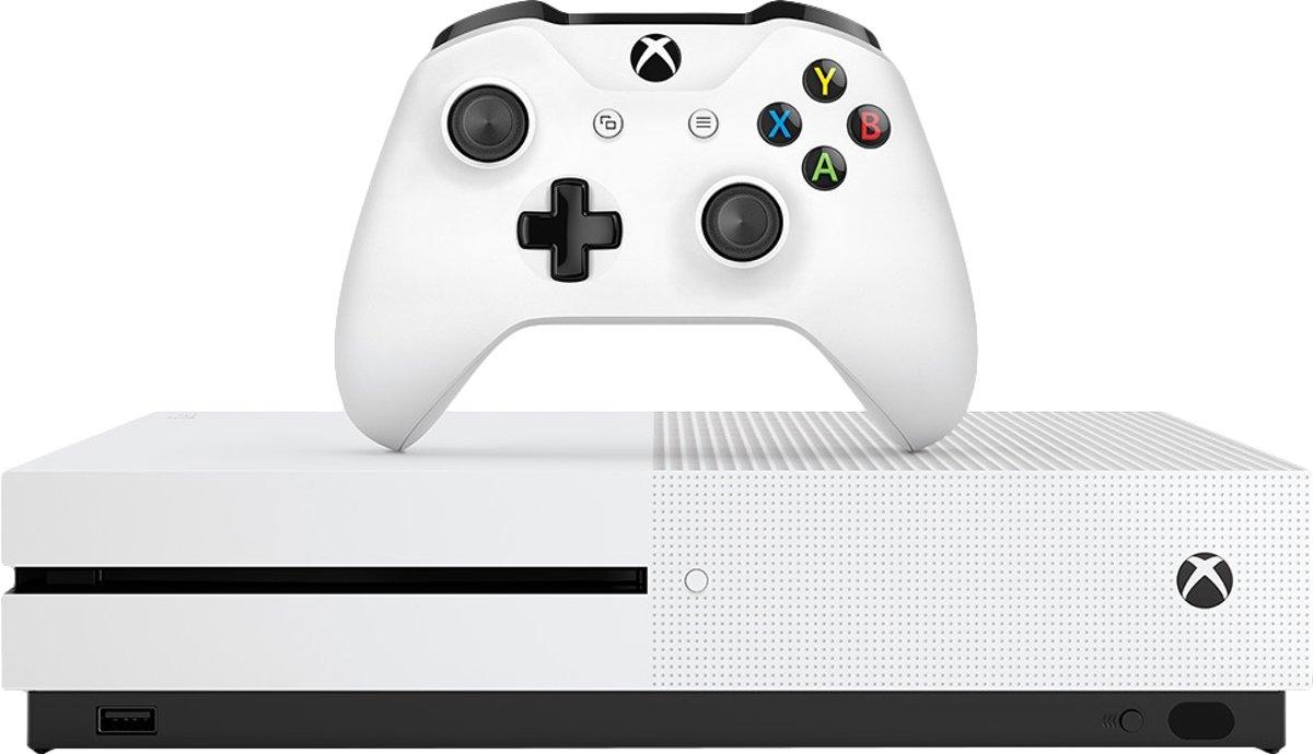 Xbox One S Battlefield console - 500 GB