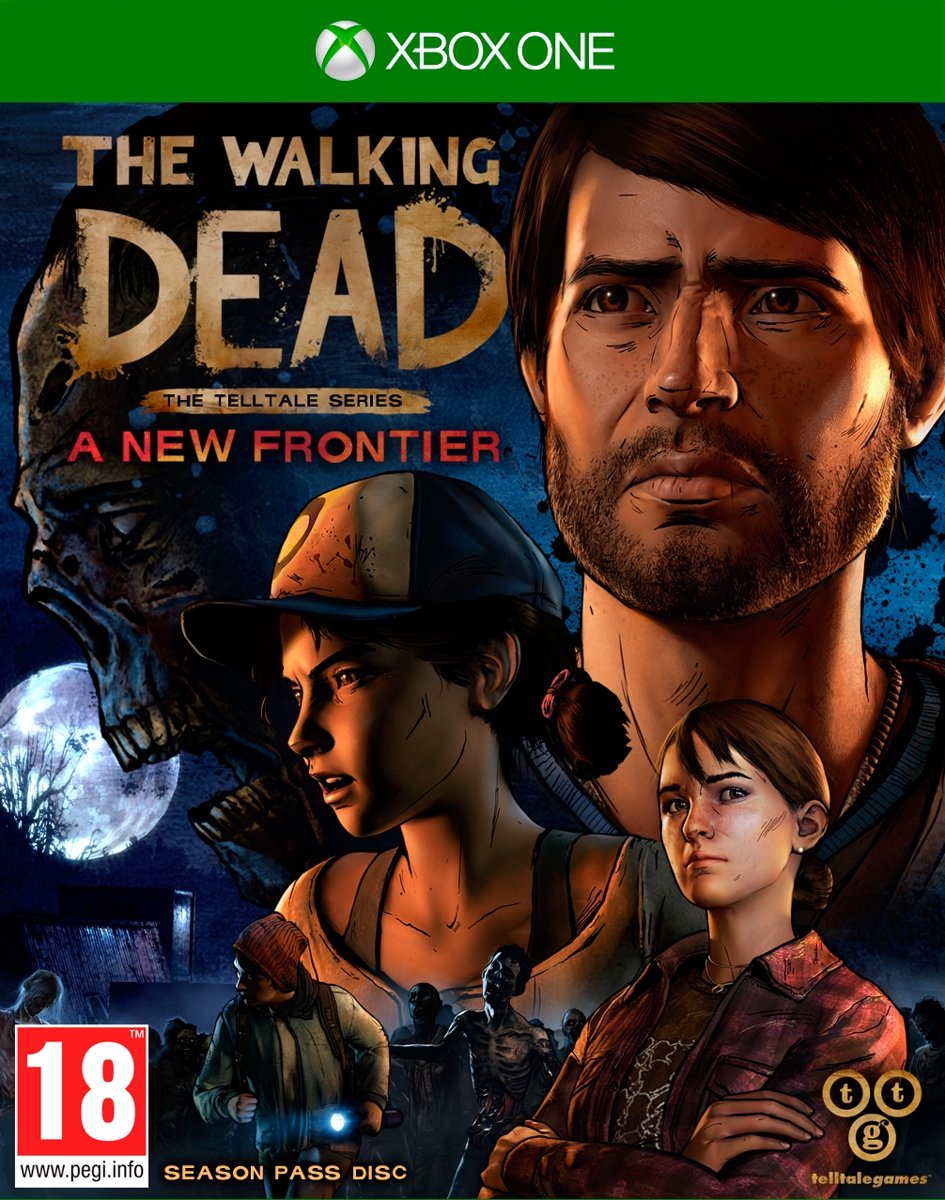 The Walking Dead - Season 3: A New Frontier Xbox One
