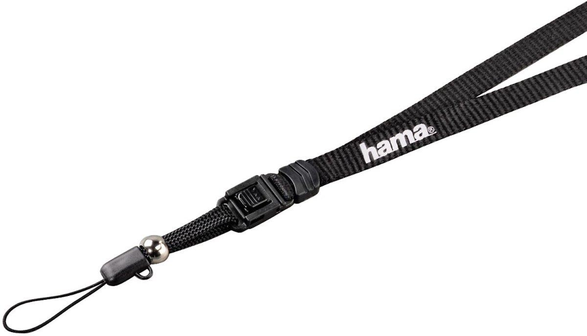 Hama Camerariem Verstelbaar Zwart kopen
